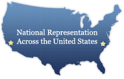 National Representation Across the United States